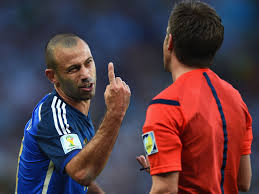 Judi Bola – Kemarahan MascheranoHinaan